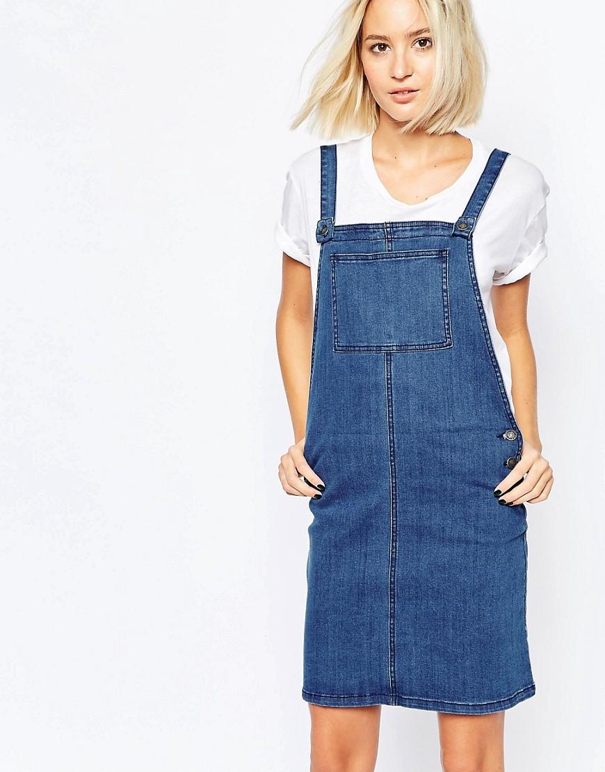 Джинсовые платья модели фото