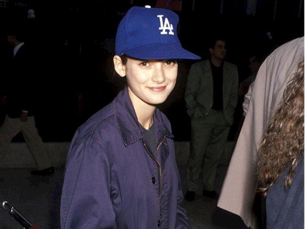 Как повторить образ Вайноны Райдер в 90-ых?