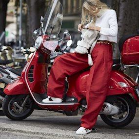 Moto & girls