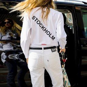 Неделя моды в Стокгольме