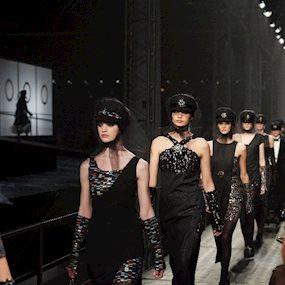 Chanel Metiers d'Art в Москве