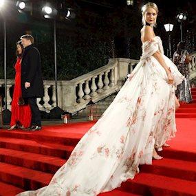 Хит-парад платьев на Fashion Awards'17