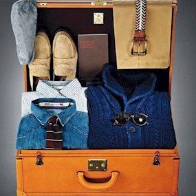 """Собирай чемодан на """"берегу"""""""