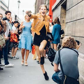 Лучшие стритстайл-фотографы