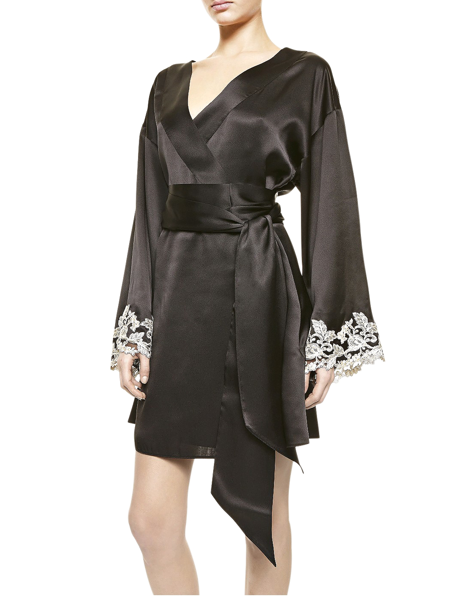 black silk robe - 696×892
