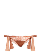 Fleur Of England   Whiskey tie-side lace briefs   Clouty