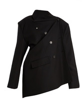 Balenciaga | Pulled double-breasted jacket | Clouty