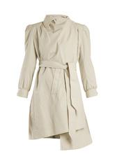Balenciaga | Pulled puff-sleeve coat | Clouty