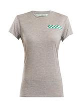 Off-White | Logo-print T-shirt | Clouty