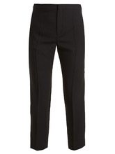 Chloé | Tailored cropped-trousers | Clouty