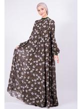 Bella Kareema   Платье вечернее широкое   Clouty