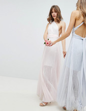 Coast | Платье-трансформер макси Coast Corwin - Розовый | Clouty