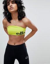 Ellesse | Бралетт с контрастным логотипом Ellesse - Зеленый | Clouty