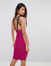 Vesper | Платье миди Vesper - Фиолетовый | Clouty