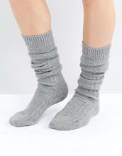 ASOS | Длинные носки ASOS - Серый | Clouty