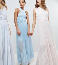 Coast | Платье-трансформер макси эксклюзивно для Coast Corwin - Синий | Clouty