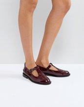 ASOS | Туфли на плоской подошве ASOS MANDARIN - Красный | Clouty