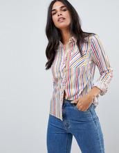 Sugarhill Boutique | Рубашка в полоску Sugarhill Boutique - Мульти | Clouty