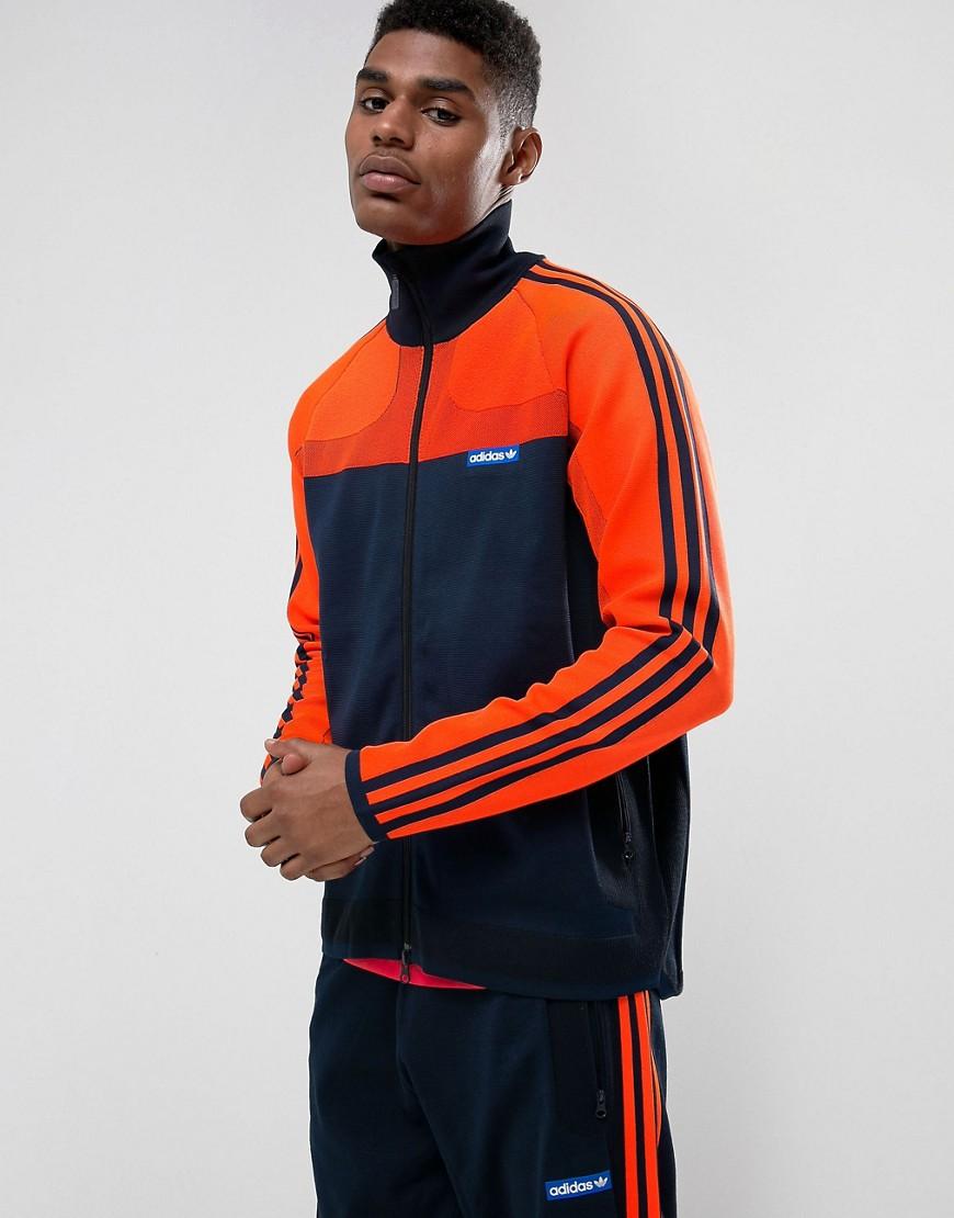 930b358abbee adidas Originals   Темно-синий Спортивный костюм ограниченной серии  чернильного цвета adidas Original   Clouty ...
