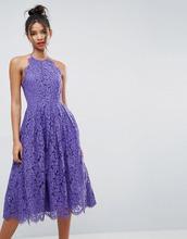 ASOS | Кружевное платье миди для выпускного с фигурными краями ASOS | Clouty