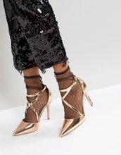 ASOS | Сетчатые носки ASOS - Черный | Clouty