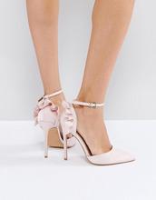 ASOS | Туфли на высоком каблуке с острым носком и рюшами ASOS PALOMA | Clouty