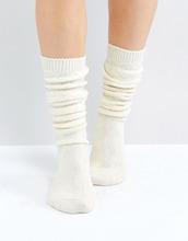 ASOS | Длинные носки ASOS - Кремовый | Clouty