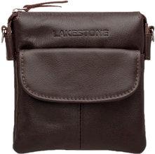 Lakestone | Кожаные сумки Lakestone 957054/BR | Clouty