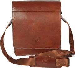 Sergio Belotti | Кожаные сумки Sergio Belotti 8944-milano-brown | Clouty