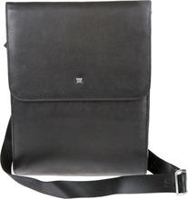 Sergio Belotti | Кожаные сумки Sergio Belotti 9518-west-black | Clouty