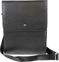 Sergio Belotti | Кожаные сумки Sergio Belotti 9519-west-black | Clouty