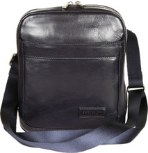 Sergio Belotti | Кожаные сумки Sergio Belotti 9984-20-VEGETALE-navy | Clouty