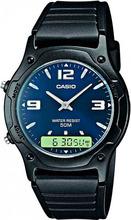 Casio   Мужские часы Casio AW-49HE-2A   Clouty