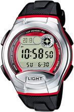 Casio   Мужские часы Casio W-752-4B   Clouty