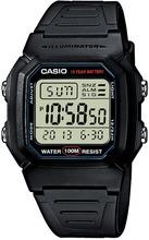 Casio   Мужские часы Casio W-800H-1A   Clouty