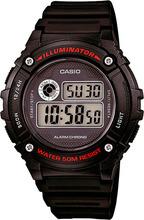 Casio   Мужские часы Casio W-216H-1A   Clouty