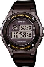Casio   Мужские часы Casio W-216H-1B   Clouty