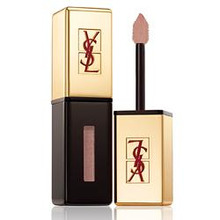SAINT LAURENT | YSL Лак для губ Vernis a Levres Rebel Nudes № 105 Corail Hold Up, 6 мл | Clouty