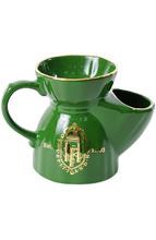 Truefitt & Hill   Кружка для бритья зеленая (фарфор) Truefitt&Hill   Clouty