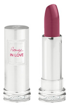 Lancome   Помада для губ Rouge In Love 379N Rose Sulfureuse Lancome   Clouty