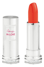 Lancome   Помада для губ Rouge In Love 146B Miss Coquelicot Lancome   Clouty