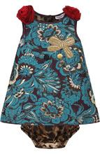 Dolce & Gabbana | Комплект из платья с принтом и трусов Dolce & Gabbana | Clouty