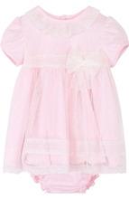 Aletta | Хлопковый комплект из платья и трусов Aletta | Clouty