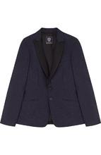 Dal Lago   Однобортный пиджак из хлопка и шерсти Dal Lago   Clouty