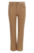 RAG & BONE | Укороченные вельветовые джинсы с карманами Rag&Bone | Clouty