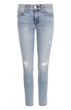RAG & BONE | Укороченные джинсы-скинни с потертостями Rag&Bone | Clouty