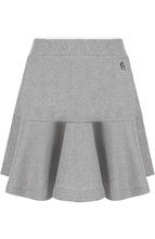 KENZO | Хлопковая мини-юбка с оборкой Kenzo | Clouty