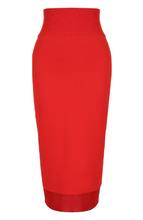 GIVENCHY   Юбка-карандаш с завышенной талией Givenchy   Clouty