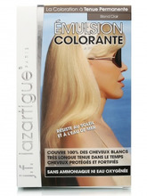J.F. Lazartigue | Красящая эмульсия - Светлый блондин, Hair Care, 60ml | Clouty