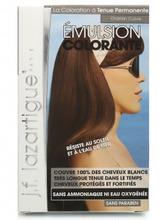 J.F. Lazartigue | Красящая эмульсия - Медно-каштановый, Hair Care, 60ml | Clouty